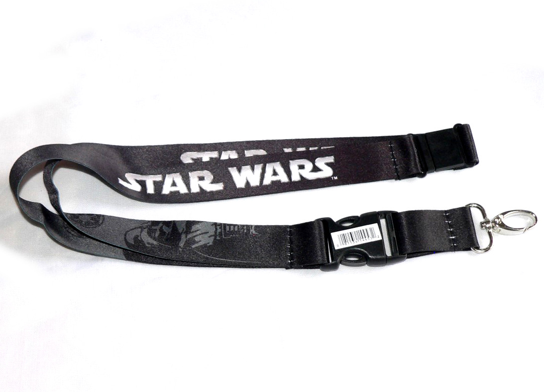 Star Wars Darth Vader Lanyard Plasticolor