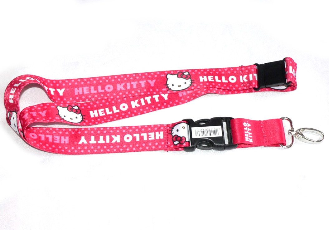 Hello Kitty Lanyard Plasticolor