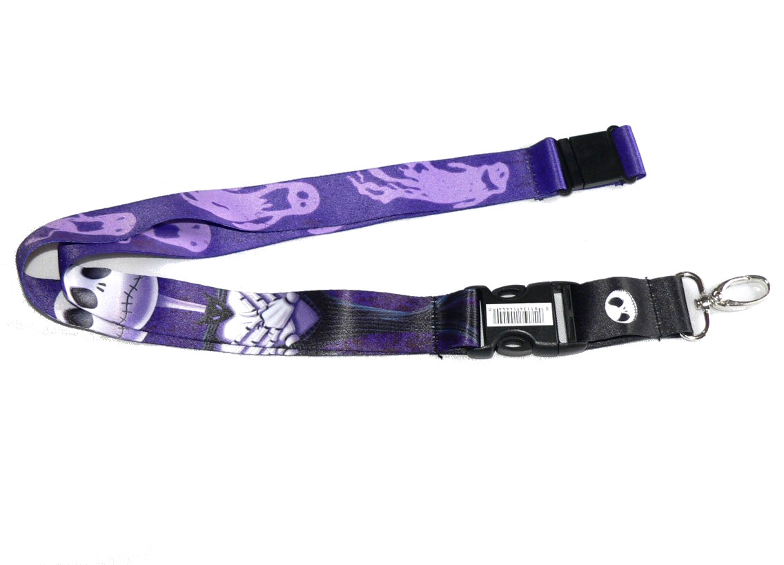 Jack Skellington Lanyard Plasticolor Nightmare Before Christmas