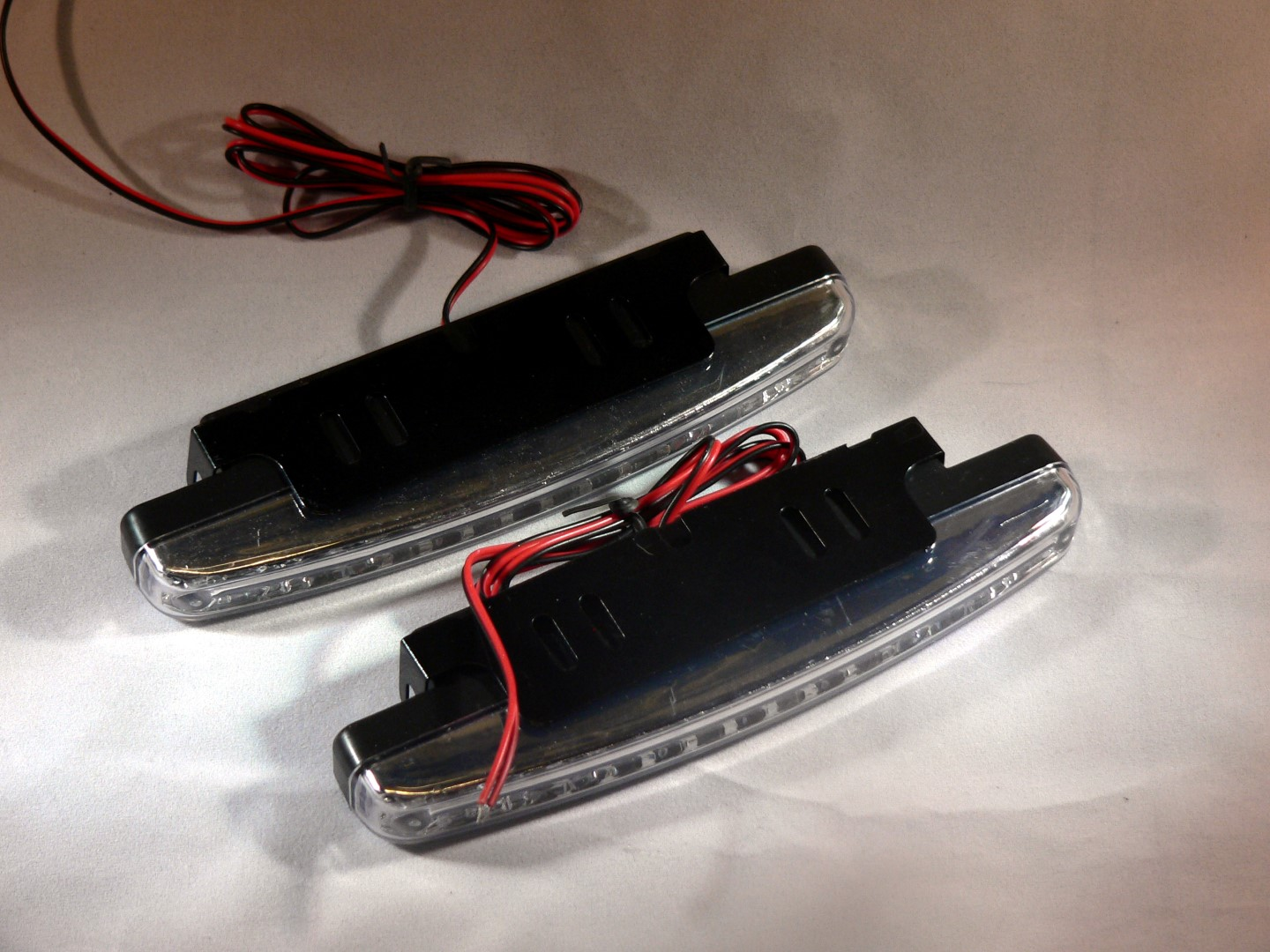 2 Piece 8 LED Running Light